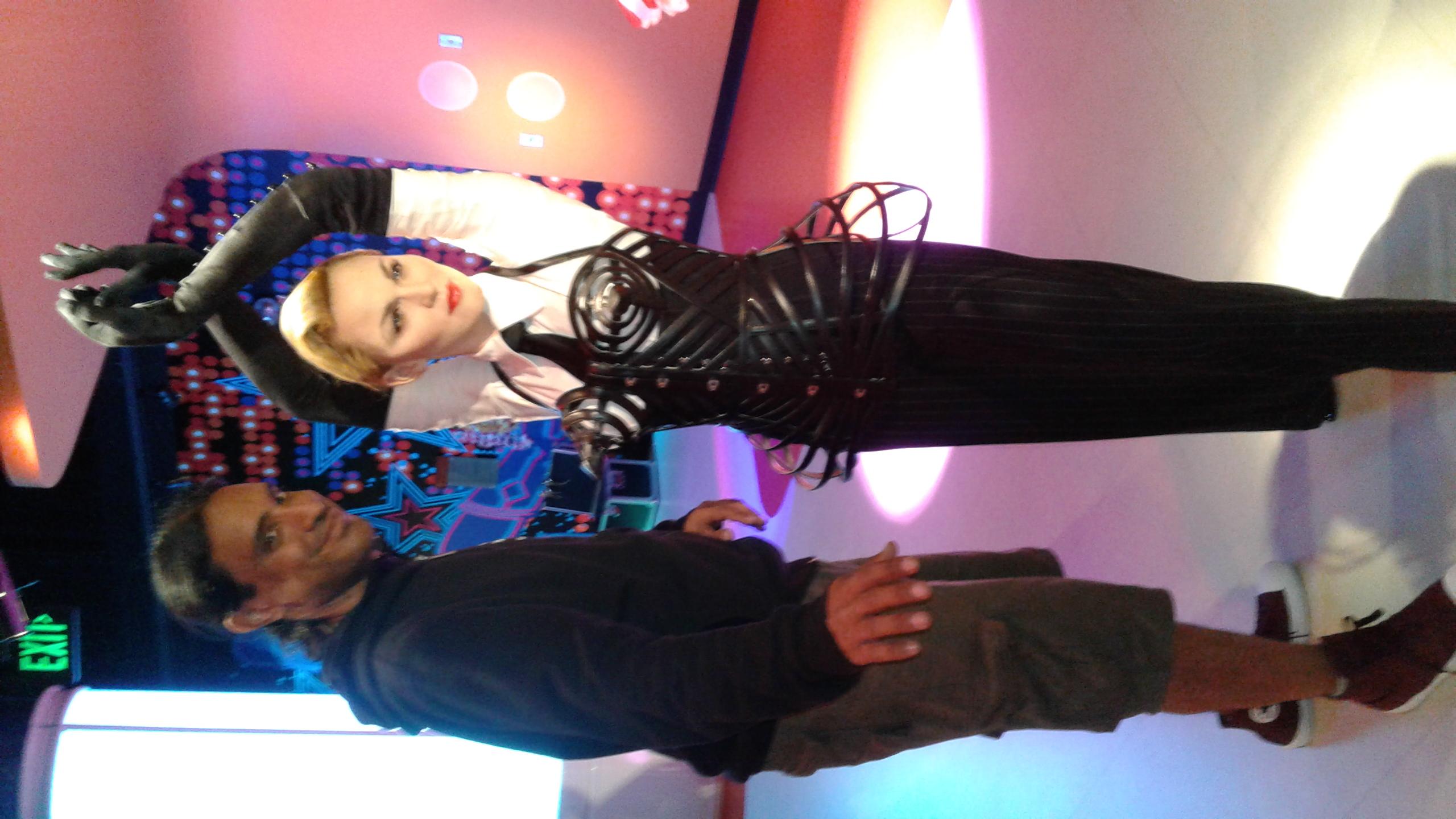 Museo de Cera Madame Tussauds Orlando - Madonna