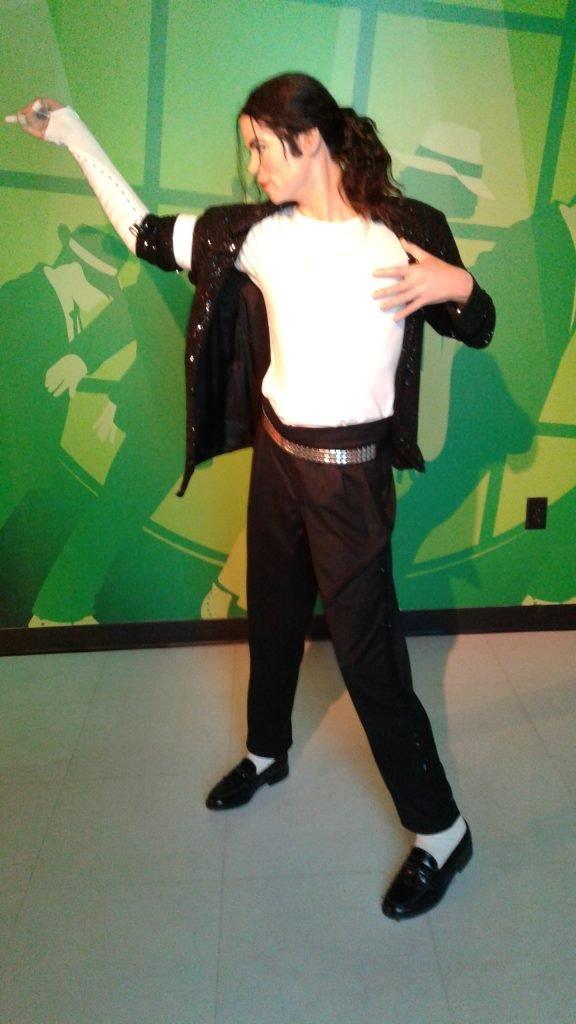 Museo de Cera Madame Tussauds Orlando - Michael Jackson