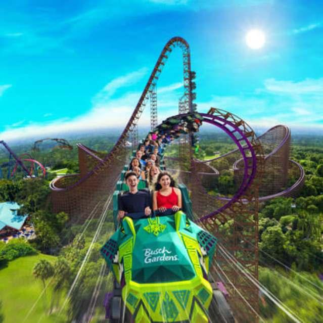 Atracciones en Orlando Fuera de los parques de Disney y Universal