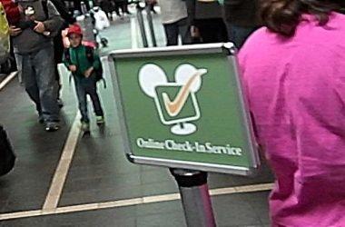 Check in en los Hoteles Disney