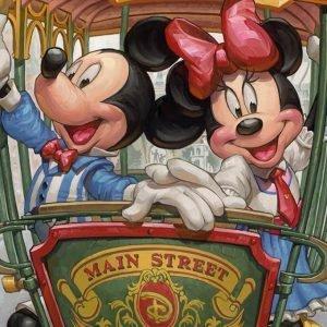 Mapas Disney World
