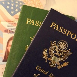Visa Pasaporte Disney World