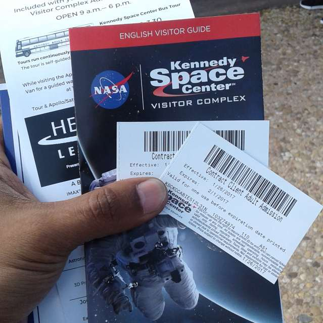 Tickets Kennedy Space Center Nasa Orlando