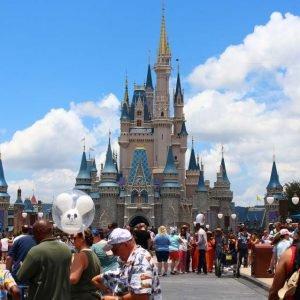 Calendario Multitudes Disney 2020
