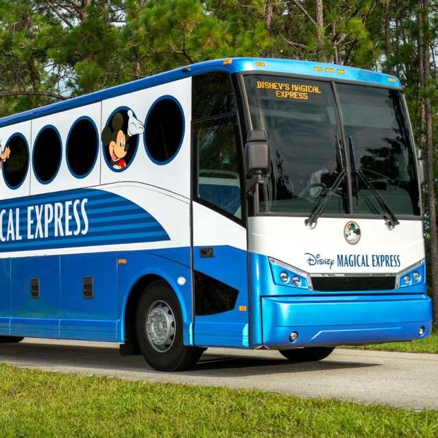 Disney Magical Express - Como Funciona y Donde Reservar