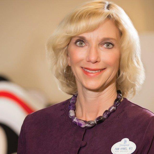 Pam Hymel - Disney Chief Medical Officer
