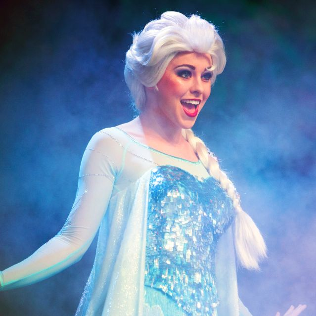 Frozen Sing Along Celebration