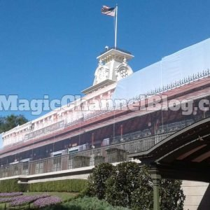 Entrada Principal a Magic Kingdom