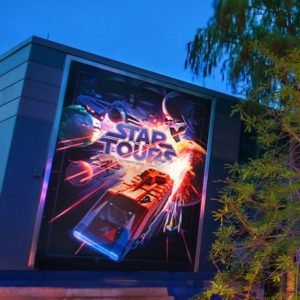 Star Tours–The Adventures Continue