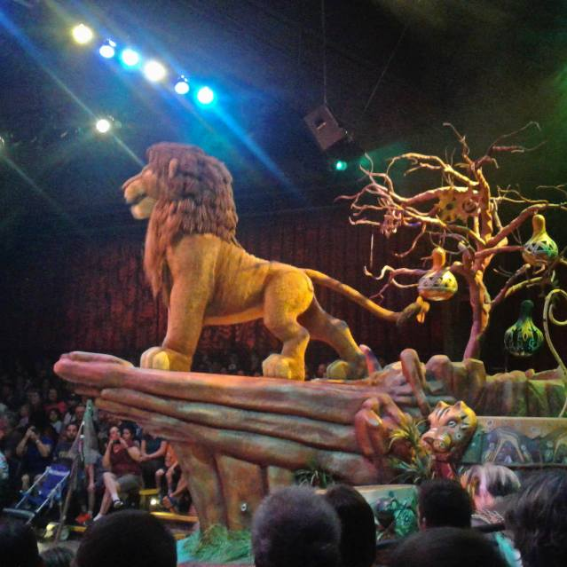 Festival of the Lion King - Simba