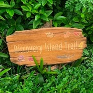 Discovery Island Trail