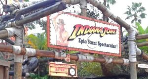 Indiana Jones Epcit Stunt Spectacular