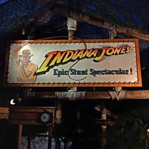 Indiana Jones Epcit Stunt Spectacular