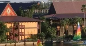 Disney´s Polynesian Village Resort