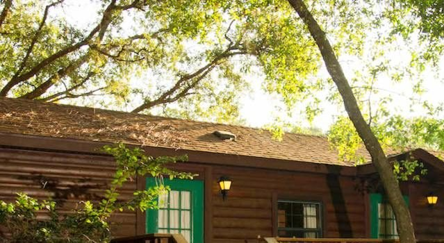 The Cabins at Disney Fort Wilderness
