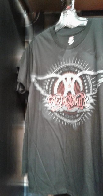 Rock n roller Coaster Aerosmith T Shirt