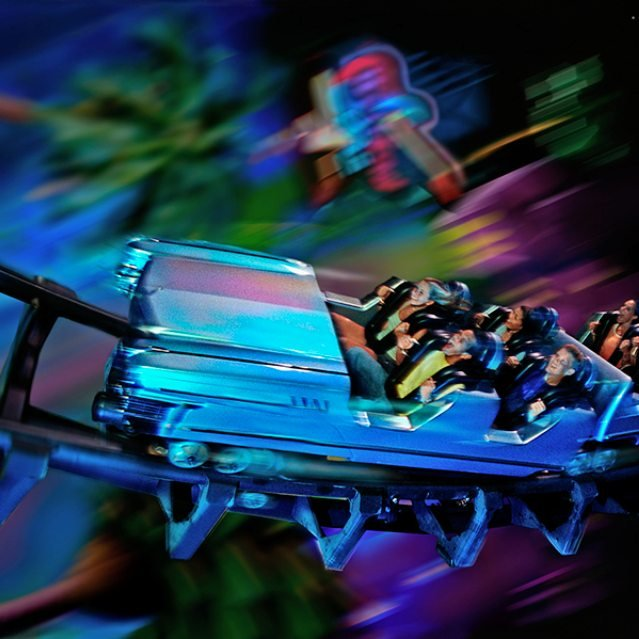 Rock N Roller Coaster Starring Aerosmith - Atracciones Disney Hollywood Studios